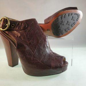 Frye Clog Sandal